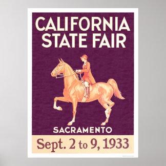 Estado 1933 de California justo Impresiones