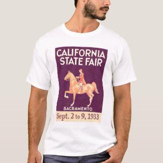 Estado 1933 de California justo Playera