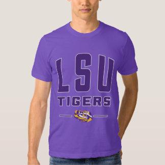 Estado 3 de los tigres el   Luisiana de LSU Playeras