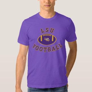 Estado 3 del fútbol el   Luisiana de LSU Poleras