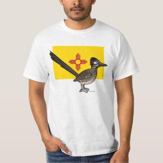 Estado Birdorable de New México: Roadrunner Playera