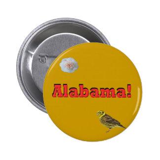 Estado de Alabama Pin