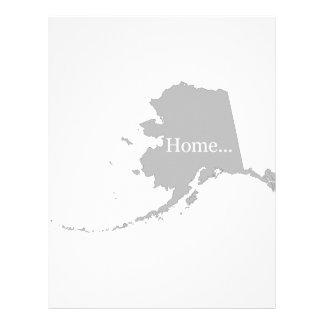 Estado de Alaska Plantillas De Membrete