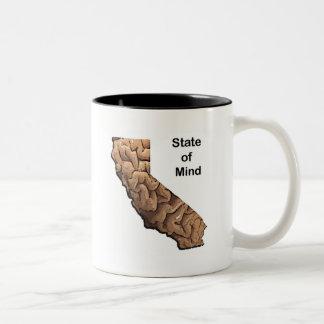 Estado de ánimo California Tazas De Café