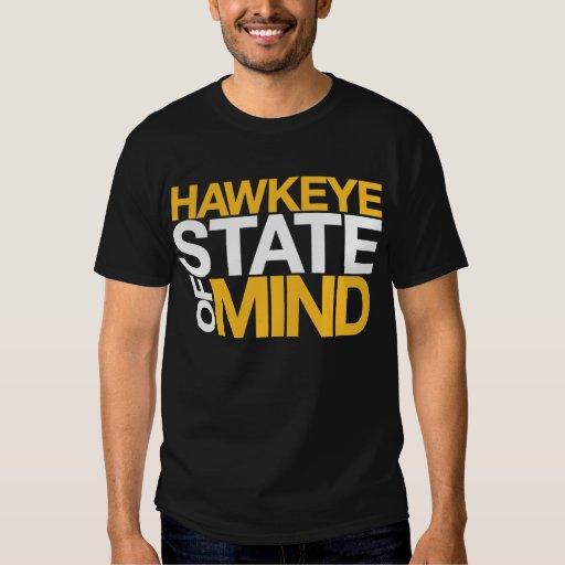Estado de ánimo de Hawkeye Poleras