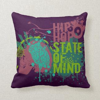 Estado de ánimo de Hip Hop Almohada