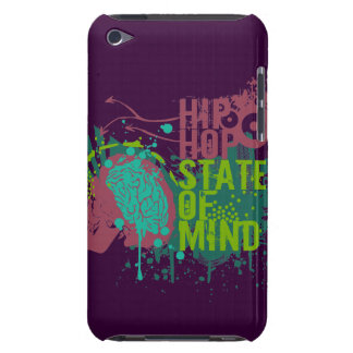 Estado de ánimo de Hip Hop iPod Case-Mate Cobertura