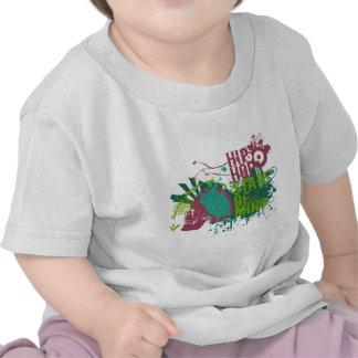 Estado de ánimo de Hip Hop Camiseta