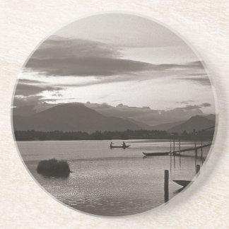 Estado de ánimo meditativo de tarde - Asia