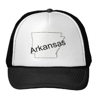 Estado de Arkansas Gorras