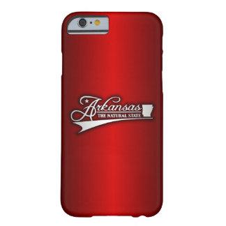 Estado de Arkansas los míos Funda De iPhone 6 Barely There