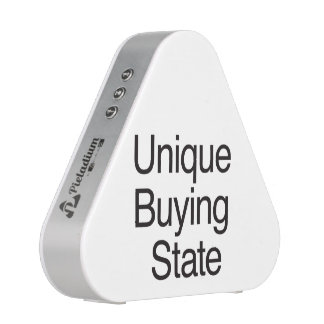 Estado de compra único altavoz bluetooth