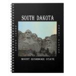 Estado de Dakota del Sur el monte Rushmore