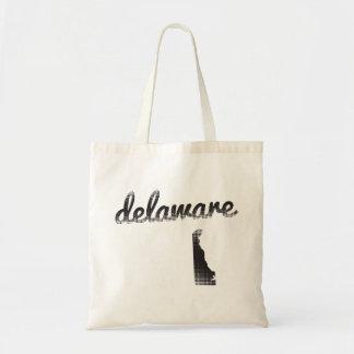 Estado de Delaware Bolsa Tela Barata