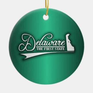 Estado de Delaware los míos Adorno Para Reyes
