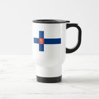 estado de Finlandia Taza De Café