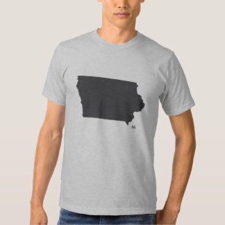 Estado de Iowa Camisas