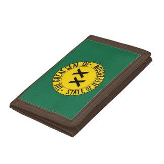 Estado de la cartera de la bandera de Jefferson (m