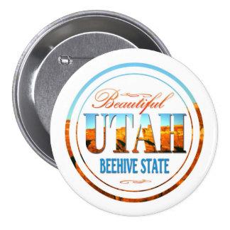 Estado de la colmena de Utah Pin