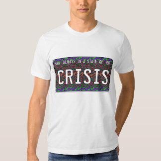 Estado de la crisis remeras