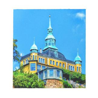estado de la mansión del castillo del palacio de A Blocs De Notas