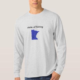 ¡Estado de la pesca! Poleras