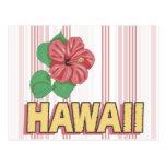 Estado de las camisetas y de los regalos de Hawaii Postal