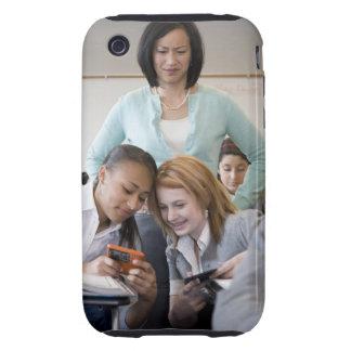 Estado de los E.E.U.U., Washington, Bellevue, Inte Tough iPhone 3 Protector
