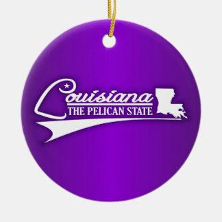 Estado de Luisiana los míos Ornatos