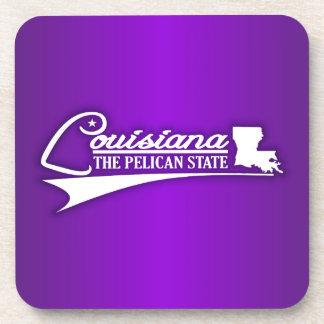 Estado de Luisiana los míos Posavaso