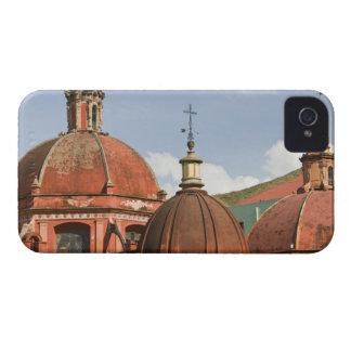Estado de México, Guanajuato, Guanajuato. Templo d iPhone 4 Case-Mate Funda