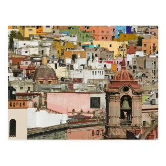Estado de México, Guanajuato, Guanajuato. Templo Postal