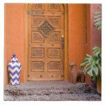 Estado de México, Guanajuato, San Miguel. La del d Azulejo Cuadrado Grande