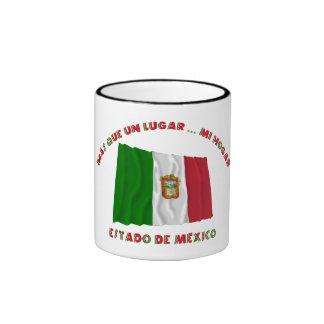 Estado de México - la O.N.U Lugar… MI Hogar de Más Taza A Dos Colores