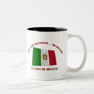 Estado de México - la O.N.U Lugar… MI Hogar de Más Taza Dos Tonos