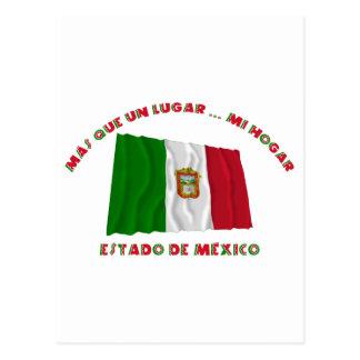 Estado de México - Más Que un Lugar ... Mi Hogar Postcard