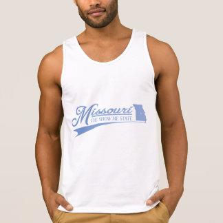 Estado de Missouri del camisetas de la mina Playera De Tirantes