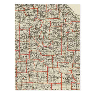 Estado de Missouri Postal