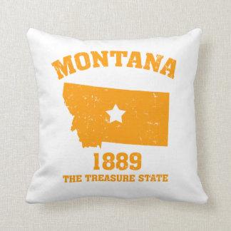 Estado de Montana Almohadas