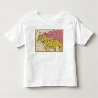 Estado de naciones en el aera cristiano camiseta