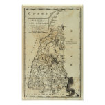 Estado de New Hampshire 3 Póster