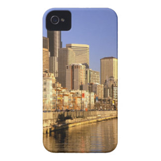 Estado de Norteamérica, los E.E.U.U., Washington,  iPhone 4 Case-Mate Protectores