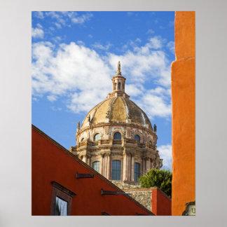 Estado de Norteamérica, México, Guanajuato, San 2 Póster