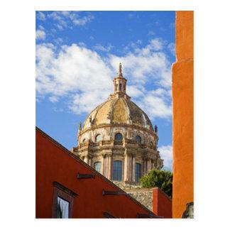 Estado de Norteamérica, México, Guanajuato, San 2 Tarjetas Postales