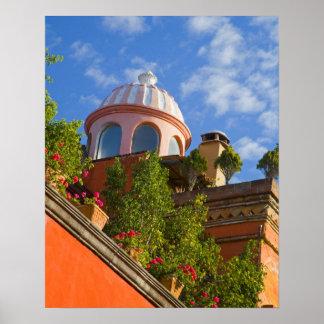 Estado de Norteamérica, México, Guanajuato, San 4 Póster