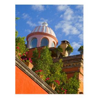 Estado de Norteamérica, México, Guanajuato, San 4 Tarjeta Postal