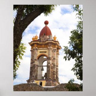 Estado de Norteamérica, México, Guanajuato, San 5 Póster