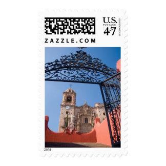 Estado de Norteamérica, México, Guanajuato. Sellos Postales