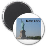 Estado de Nuevo York de la libertad Imán De Frigorifico