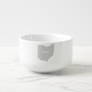 Estado de origen de Ohio Bol Para Sopa